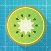 nomtasticapps, LLC - Kiwi - Beautiful, Colorful, Custom Keyboards for iOS 8  artwork